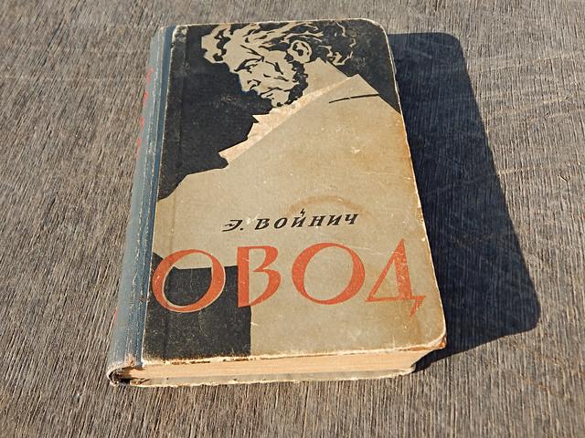Про кота в книге Овод Этель Войнич | HoroshoGromko.ru