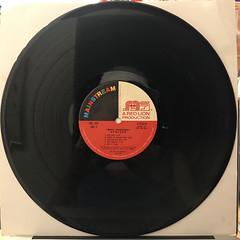 AFRIQUE:SOUL MAKOSSA(RECORD SIDE-B)
