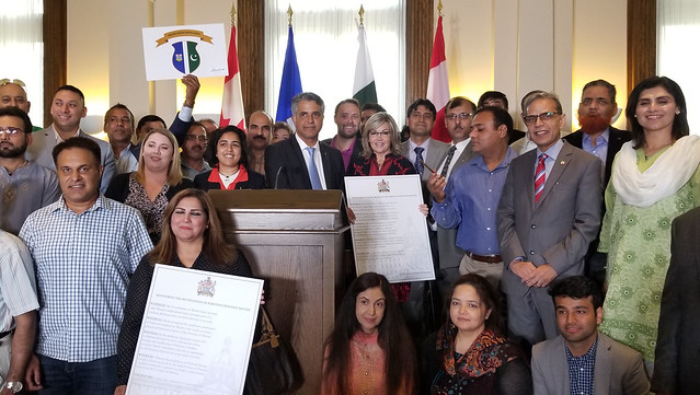 Alberta celebrates first Pakistani Heritage Month