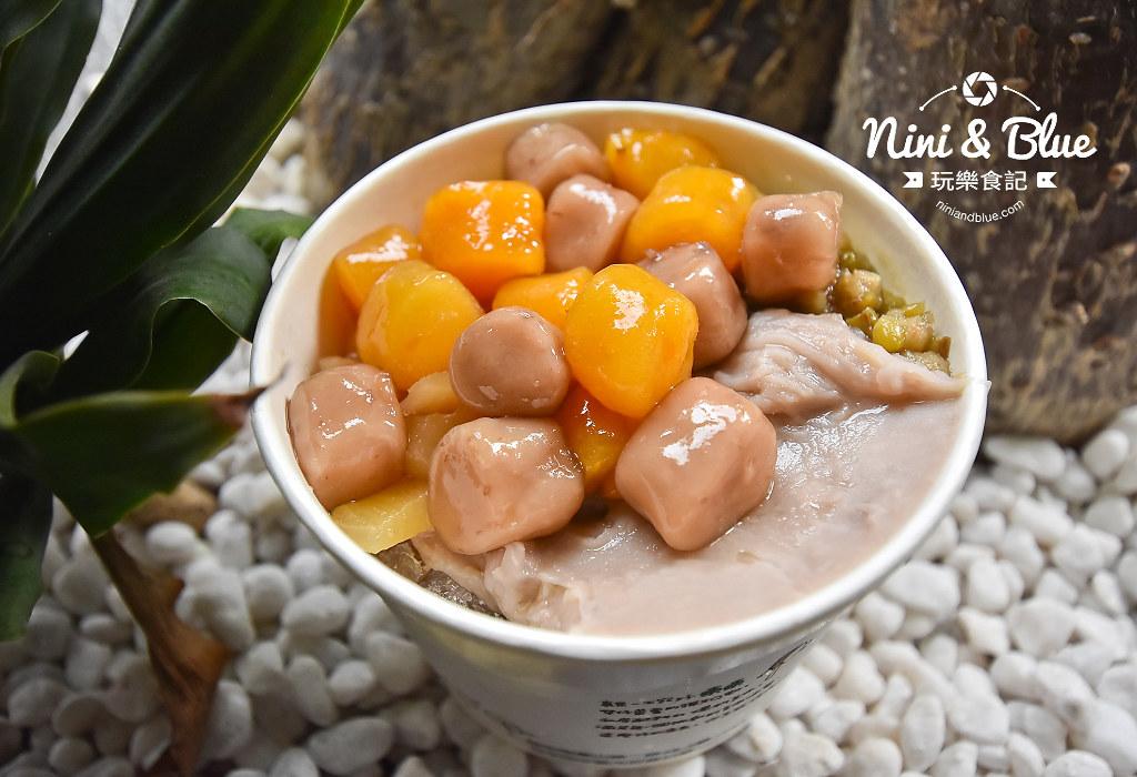 東東芋園 冰 台中火車站  菜單04