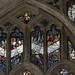 Warwick, Beauchamp chapel window detail
