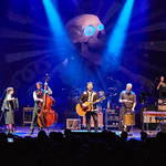 Wed, 15/08/2018 - 2:08am - Longtime faves The Decemberists close out the 2018 BRIC Celebrate Brooklyn! Festival, 8/14/18. Photo by Gus Philippas/WFUV