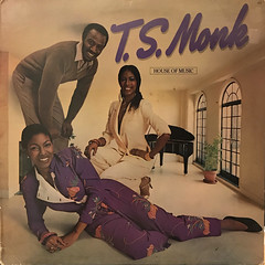 T.S. MONK:HOUSE OF MUSIC(JACKET A)