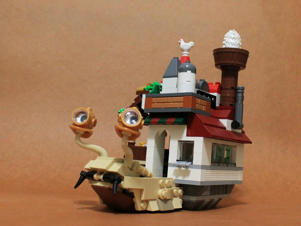 Snail bakery