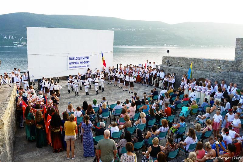 Форте Маре во время фестиваля