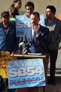 Defend Sanctuary SB54
