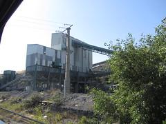 Planta d'extracció de pedra calcària - Pedrera de l'Aglí - Photo of Tautavel