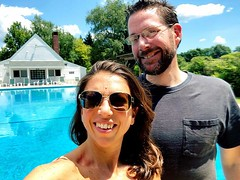 We didn't have too many clear sunny :sunglasses: days this #summer, but we took advantage of the ones we did have! #connecticut