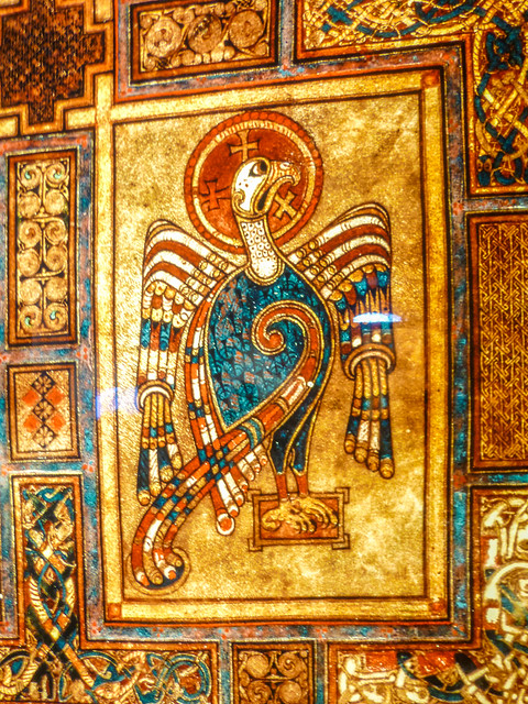The Book of Kells details