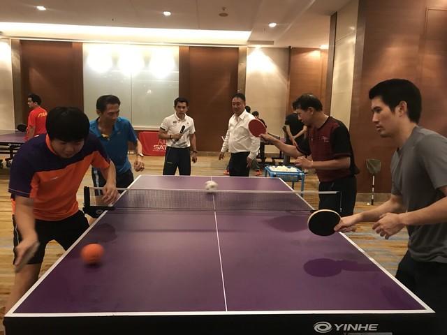 Thailand - 2018 ITTF/PTT Level One Course