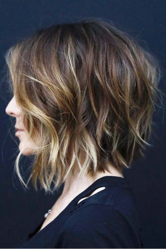 Trendy Shag Haircut Ideas -Modernized Versions Of Styles 2019 17