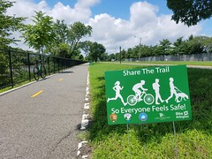 2018 Bike 180: Day 110 - Share The Trail