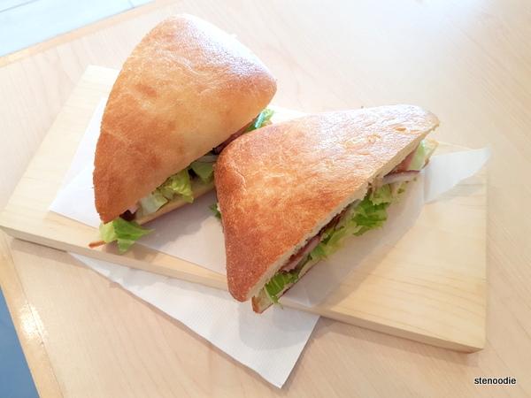 Piggy Sandwich