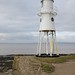 033-20180221_Gordano District-Somerset-Black Nore Lighthouse on coast on NW side of Portishead-built 1894, automated 1941, height 11 metres
