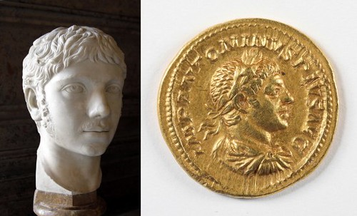 Emperor Elagabalus