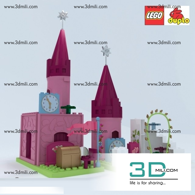 59  Toy 3D model Free Download - 3D Mili - Download 3D Model
