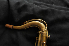 Keilwerth New King tenor saxophone, 50's vintage - 11