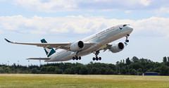 Cathay Pacific a359 B-LRP
