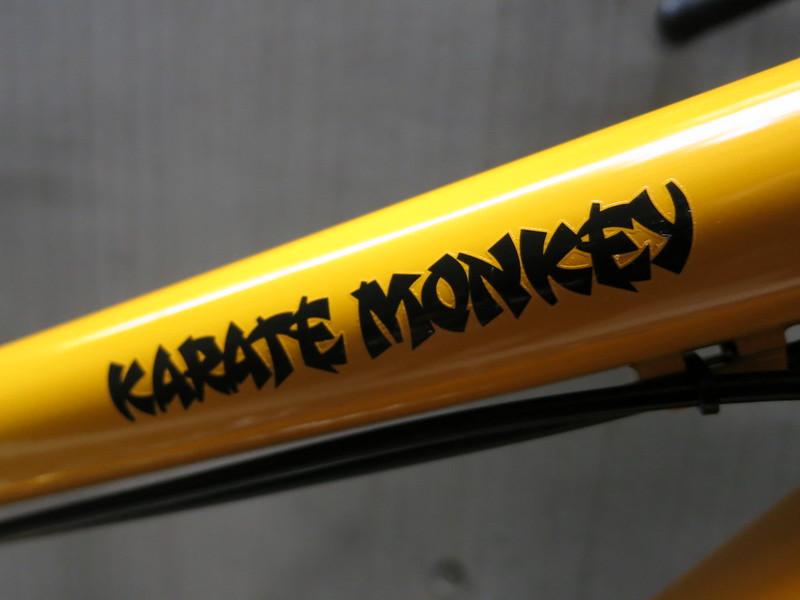 Karate Monkey 275 plus OR Logo 2