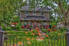 Kleinburg Ontario - Canada - The Kaiser House - Remax Office