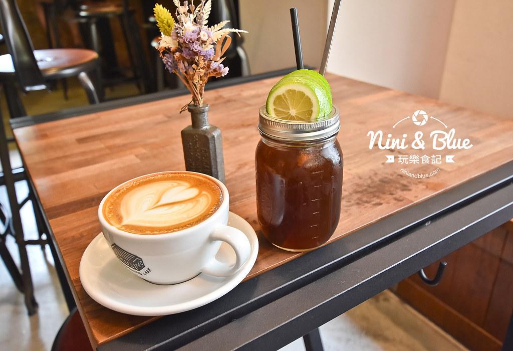 hausing cafe 台中不限時咖啡10