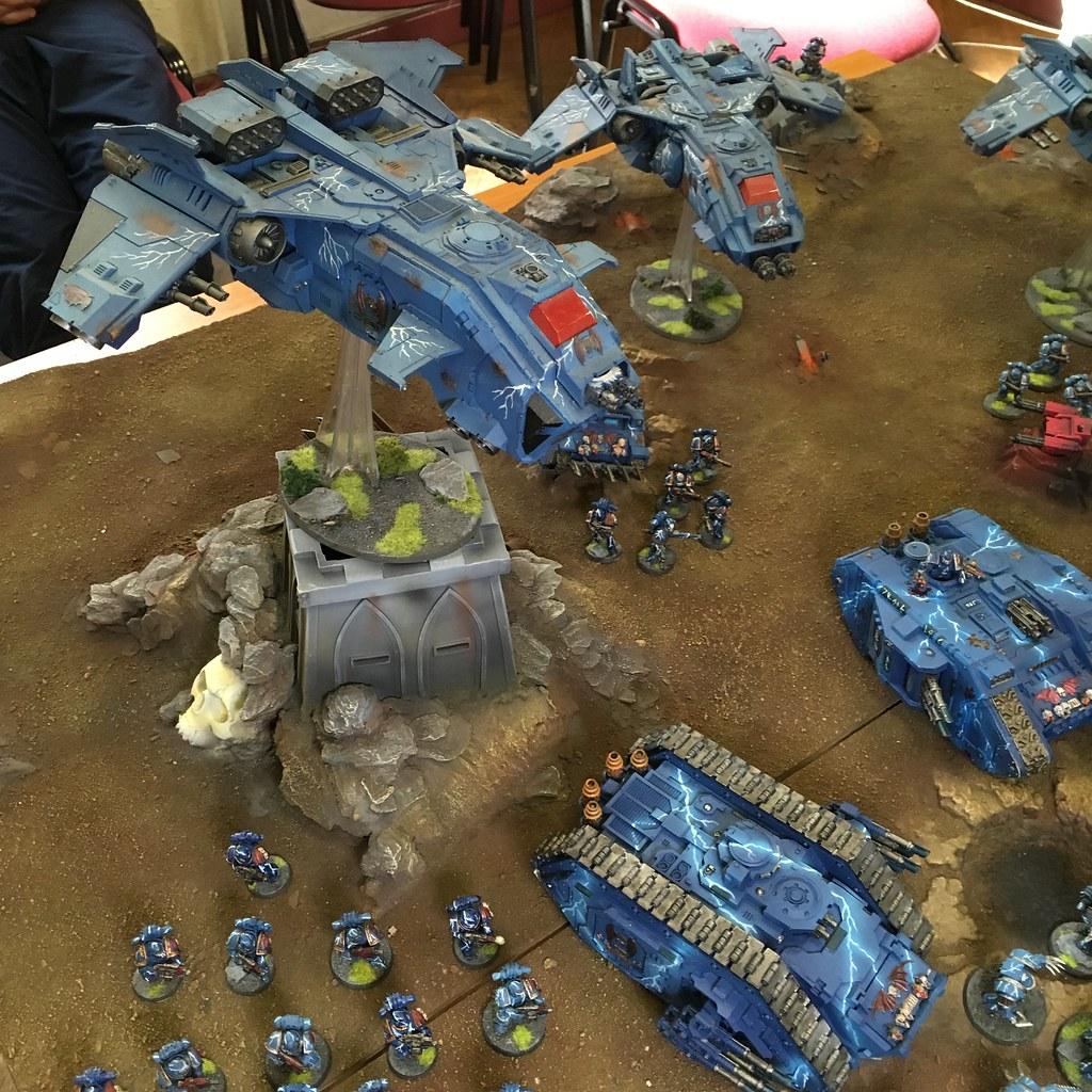 Medal of Colors Assault on Molech Armies-70