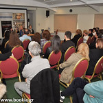 Rhodes-During the presentation of the book - about 50 people were present
