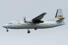 VLM Fokker50 OO-VLN Vizion Air - c/s