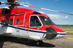 G-WNSM S-92 Aberdeen