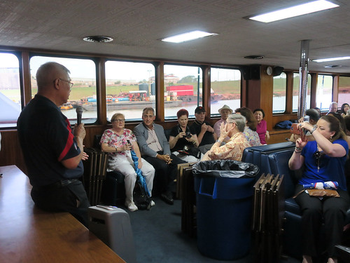 SCH - Port of Houston - Ship Channel Tour - June 8, 2017
