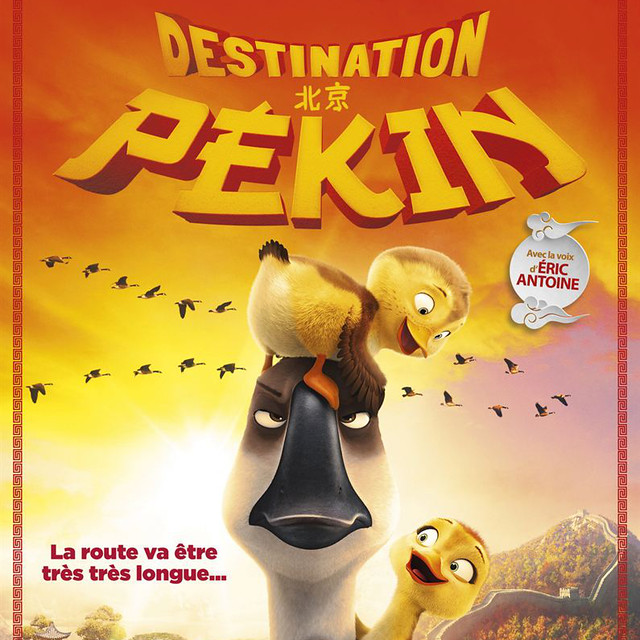 Destination Pékin