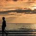 August Sunset at Lake Ontario II