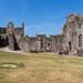 Chepstow Castle Panorama