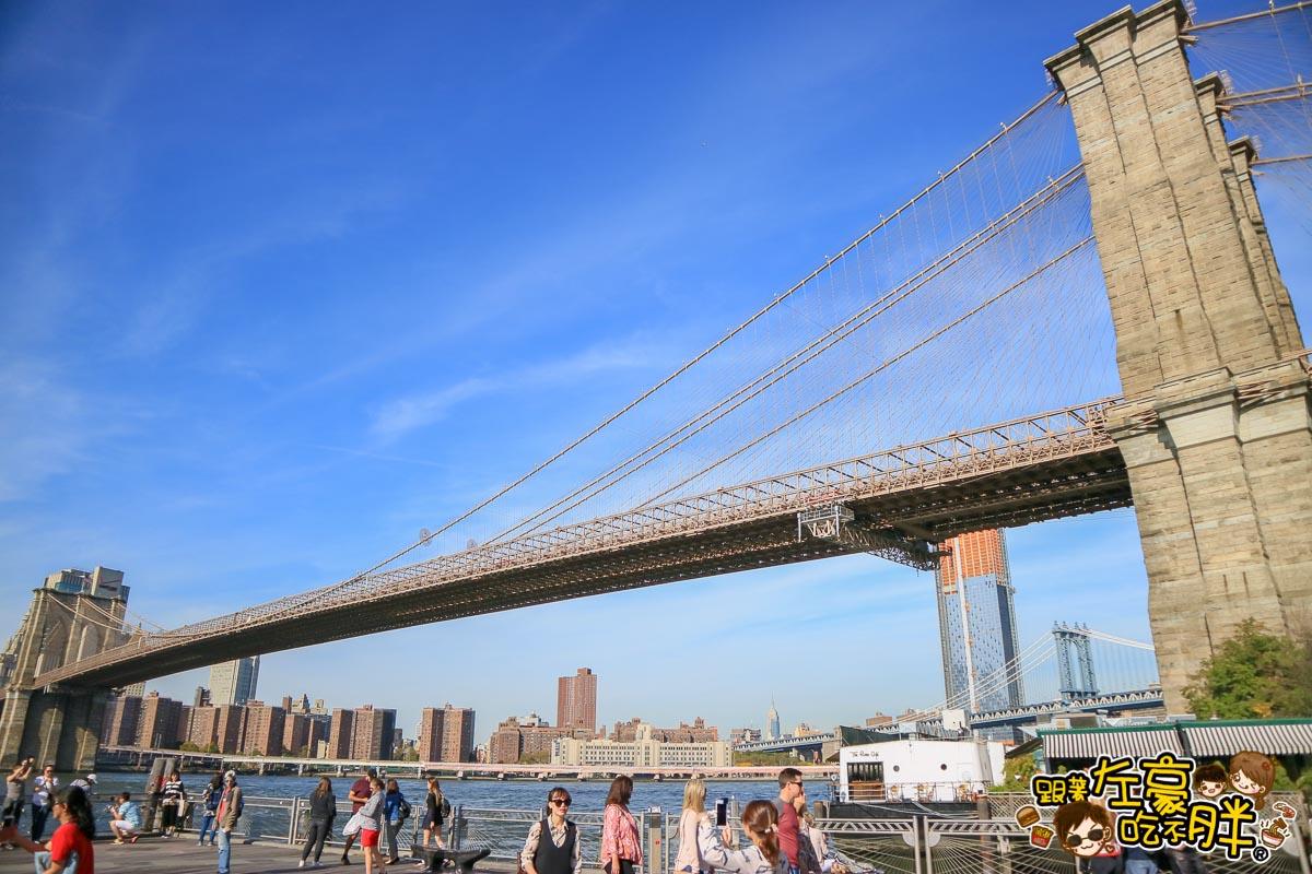 美國紐約-布魯克林大橋-22