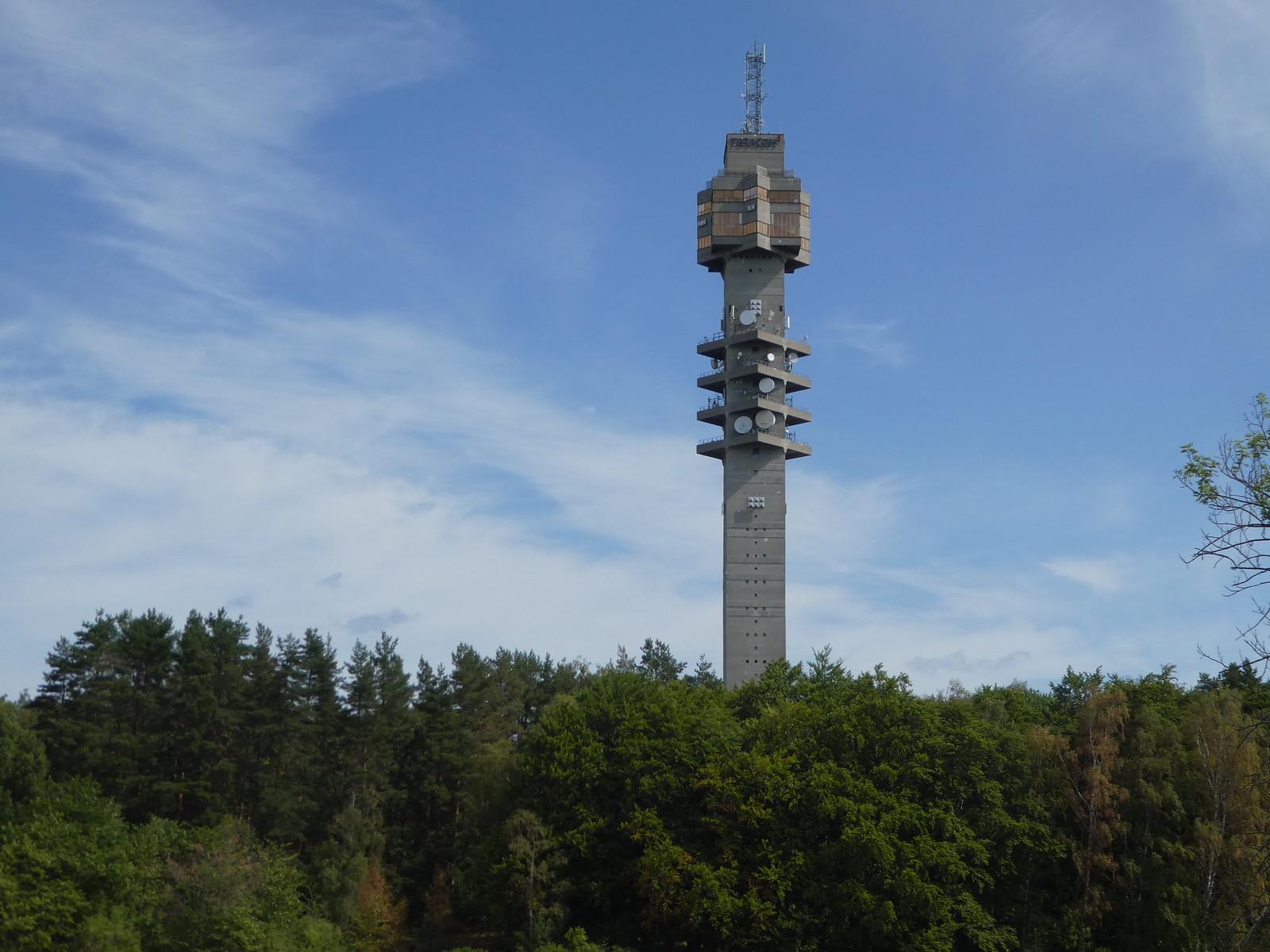 Kaknäs Observation Tower, Stockholm