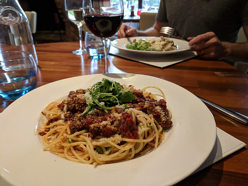 bolognese @ The Yorkshire Rose
