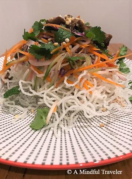 Vietnamese Beef Salad 3