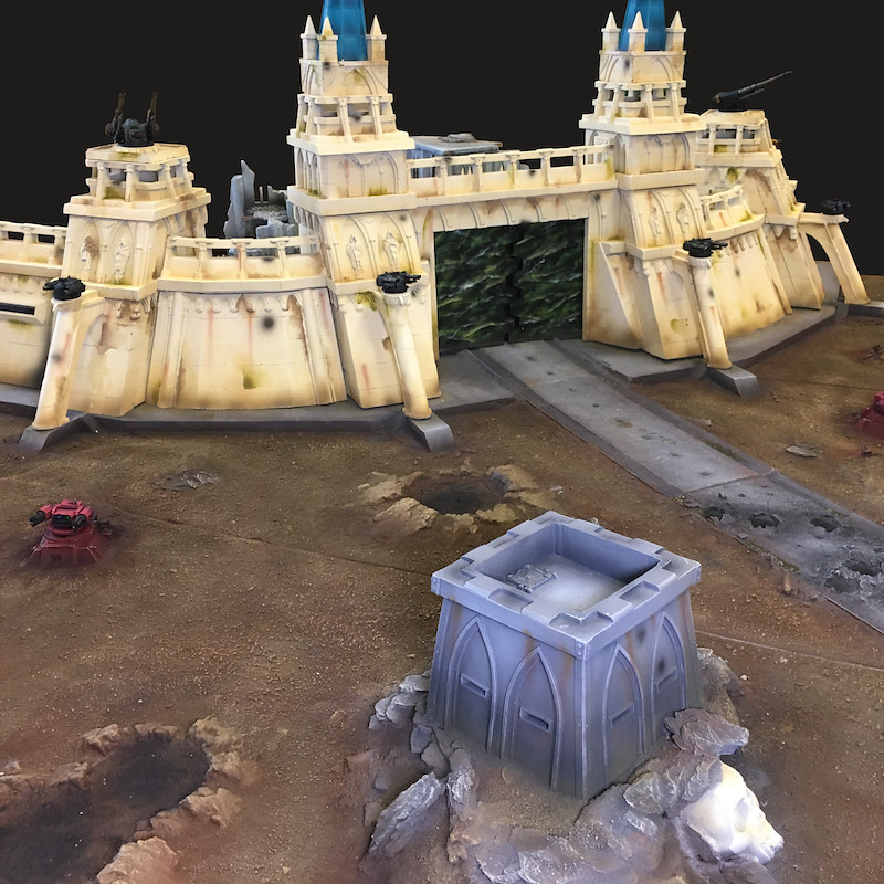 Medal of Colors Imperial Fortress Forge World final-8