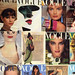 Collage | Vogue magazine covers