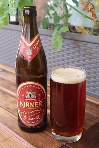Kirner Landbier (dunkel)