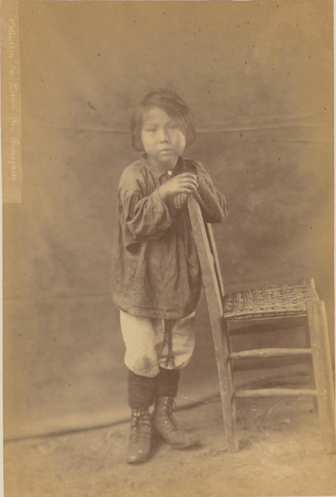 Сын Давалы, 6 лет
