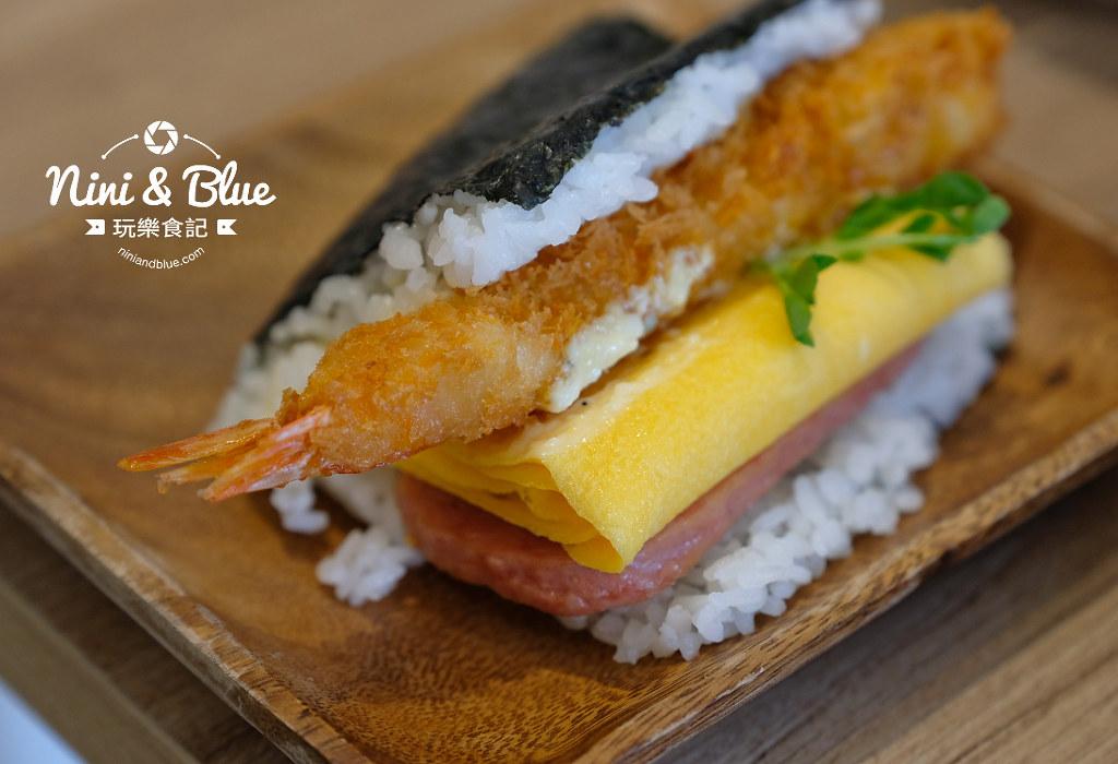 樂米屋 沖繩飯糰 公益路美食14