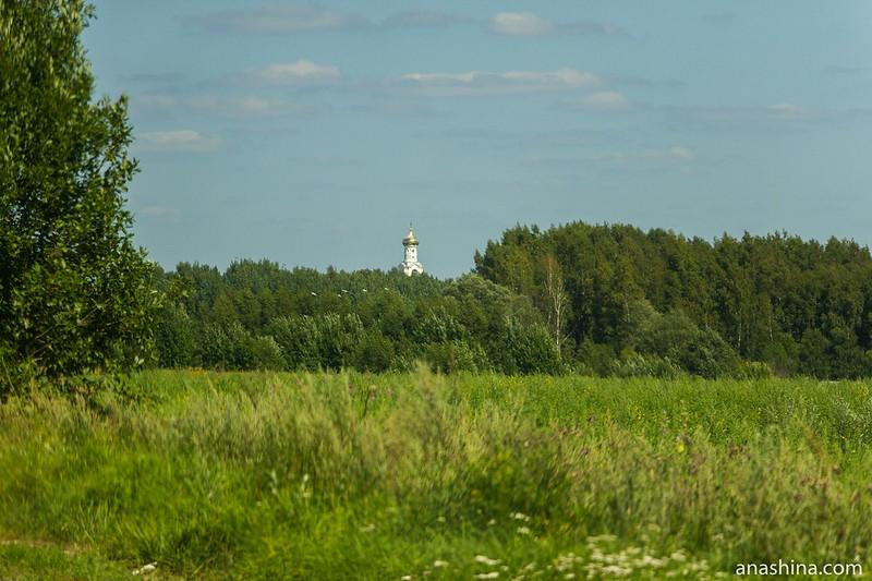 Колокольня Юрьева монастыря, Великий Новгород