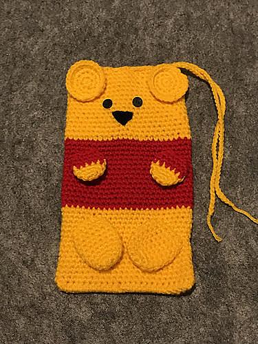 Katen (kyoungson)'s Winnie the Pooh bag