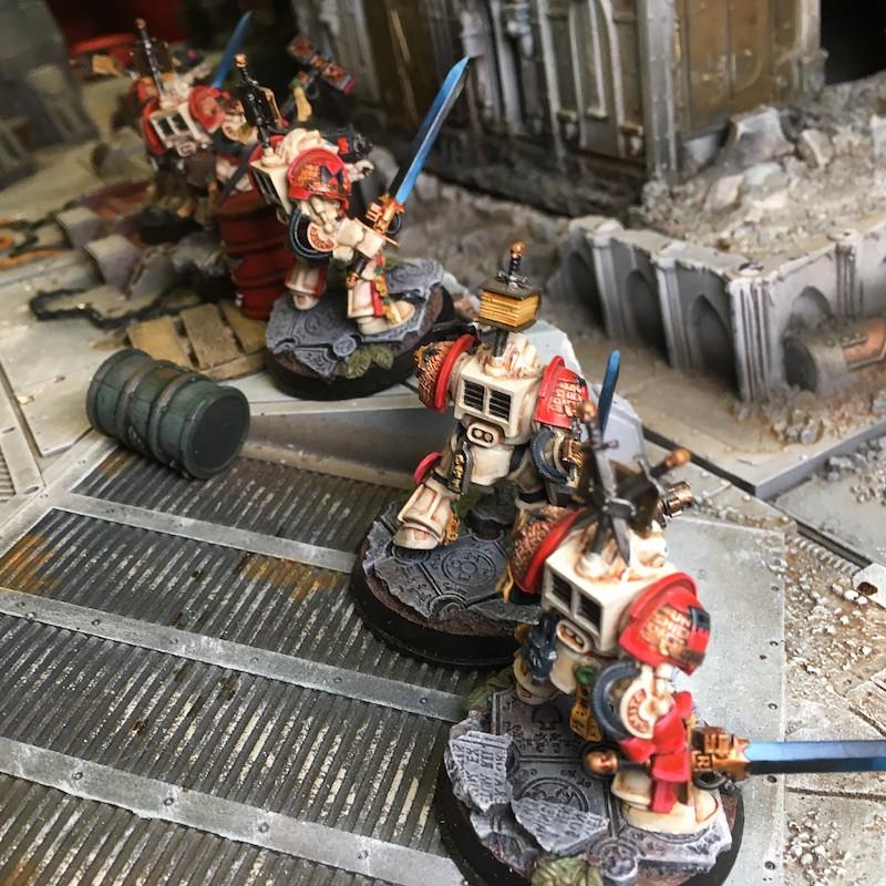 Medal of Colors Indomitus Crusade Battles-27
