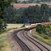 70803 General Electric Class 70 Co-Co, Colas Rail Freight, Newton Meadows, Newton St Loe, Somerset