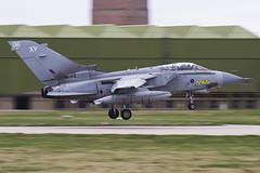 Royal Air Force Tornado GR4 ZA410 / 016.