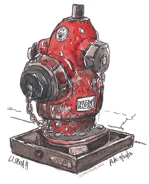 Lisbon hydrant 1 sm