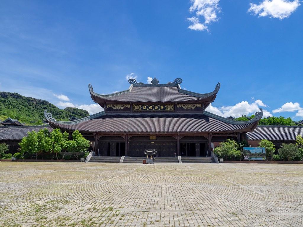 Bái Đính Temple