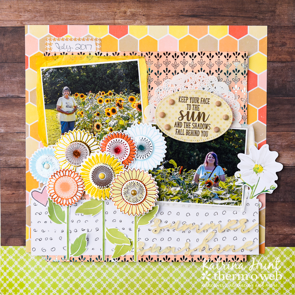 Summer_Sunshine_Scrapbook_Layout_Gina K_Designs_ThermOWeb_Katrina_Hunt_1000Signed-4